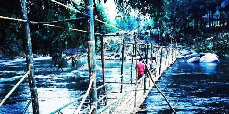Angling festival in West Siang district . Image: Northeast Now