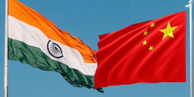 India China coordinate patrolling
