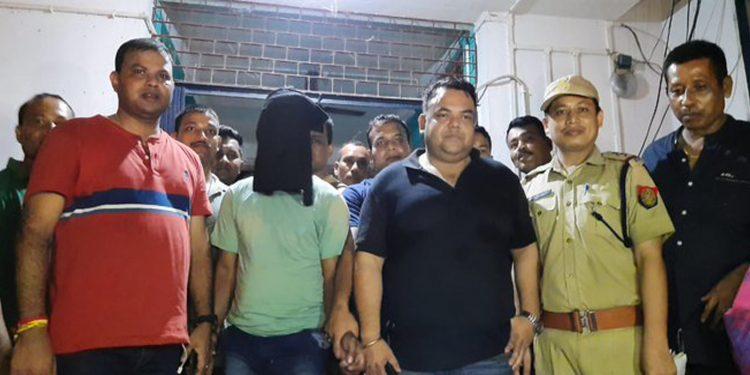 Drug peddler arrested in Assam