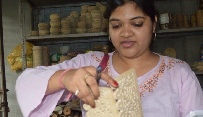 File image of Akshya Shree. Image courtesy: YourStory.com