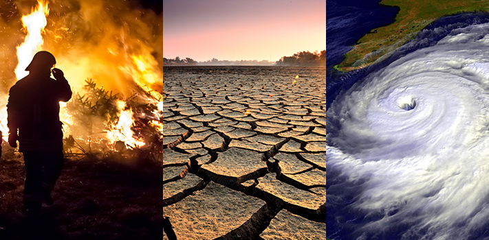 Climate Change posing serious threat to human populations around the Globe 1