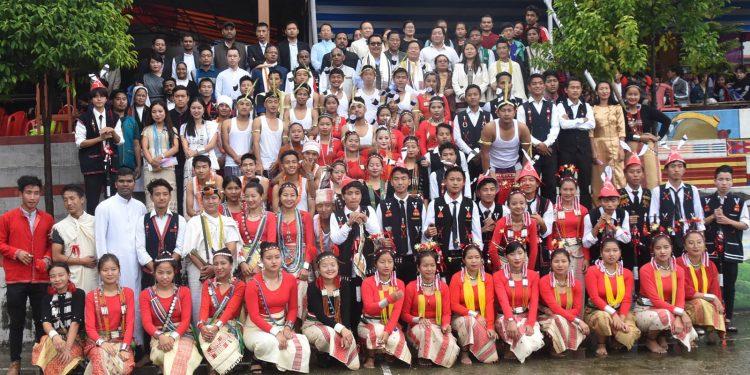 Arunachal deputy CM wants refining of folk dances, cuisines 1
