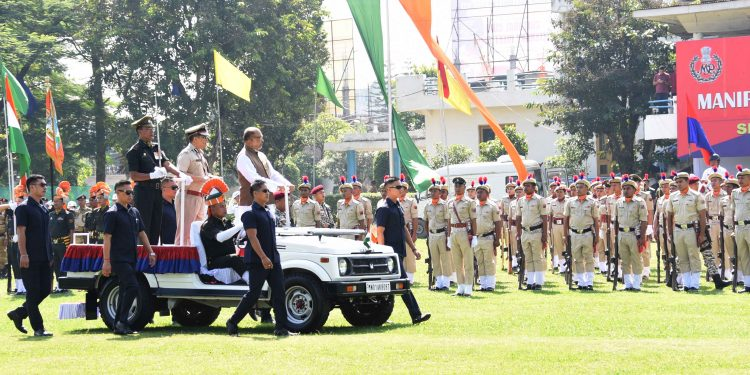 Manipur Police Day