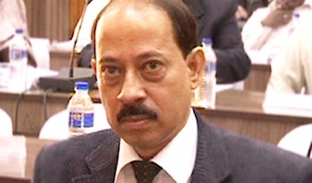Former DGP Khagen Sarmah
