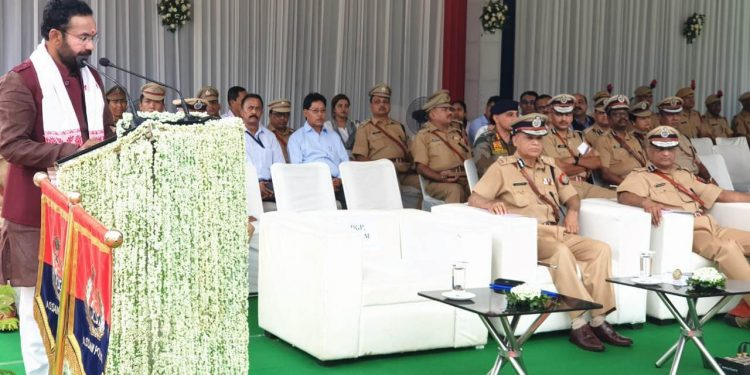 Union minister of state for home affairs G Kishan Reddy said there has been reduction in casualties of police personnel and civilians.