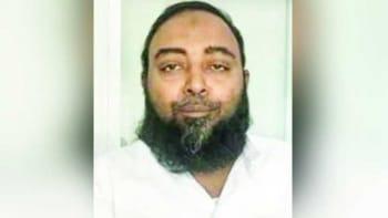 Arrested HUJI leader Atiqullah alias Asadullah alias Zulfiqar