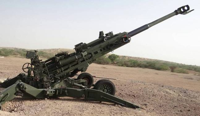 M777 Ultra-Light Howitzers