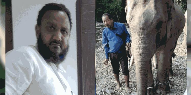 Elephant Smuggler Hukumdar Khan