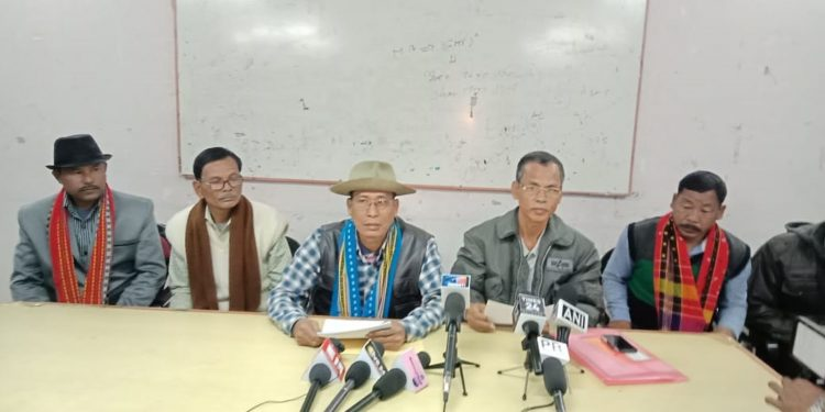 Tripura new party