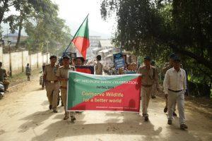 Manipur: Wildlife week underway in Churachandpur 1