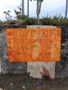 Action sought against overloaded trucks in SW Garo Hills 4