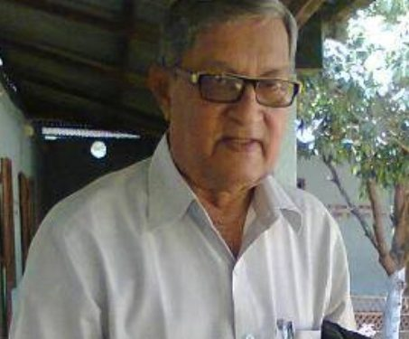 File image of Subrata Chakraborty