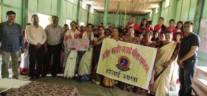 Assam: Sanitary napkin vending machines installed in Hojai govt schools 1