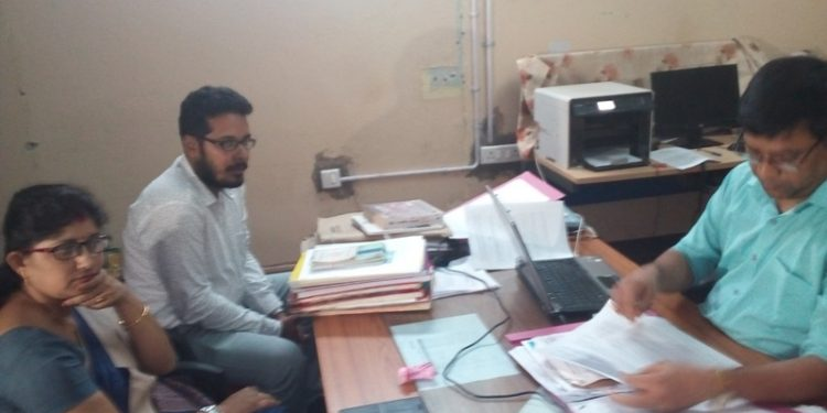 Tezpur Law College vice principal Dulumini Nath and auditor Anurag Hazarika were interrogated by income tax officials.