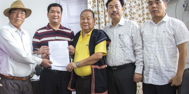 Land compensation for road