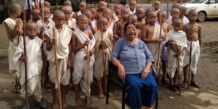 Little Gandhis with Lentina Ao Thakkar