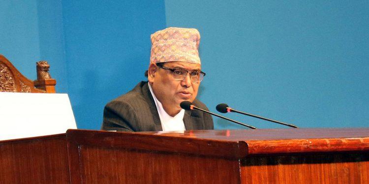 Nepal speaker rape case