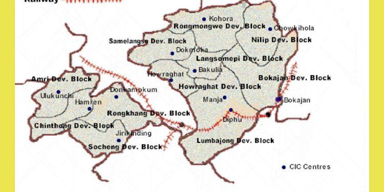 Karbi Anglong district