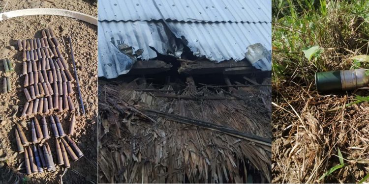 NSCN-K(YA) attack on Assam Rifles