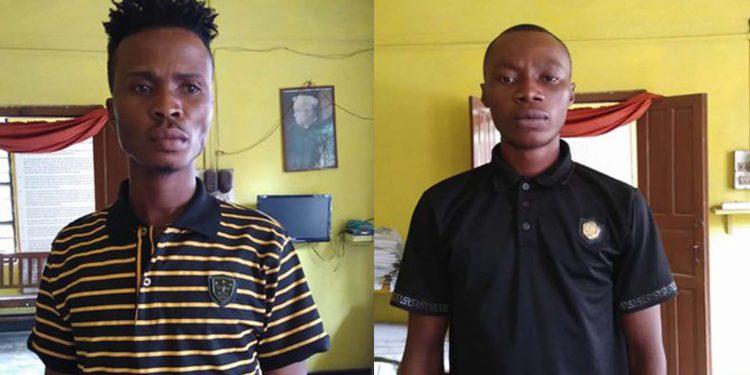 Nigerian nationals arrested