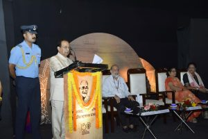 Assam Governor inaugurates multi-media interactive exhibition on Gandhi 5