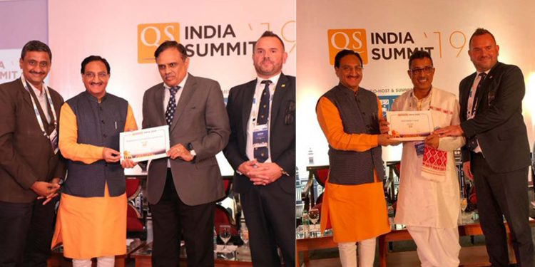 QS India rankings