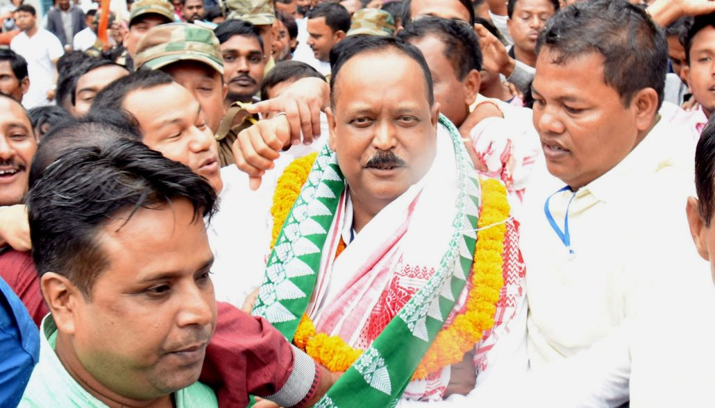 Assam bypolls: BJP retains three seats, Cong draws blank 1