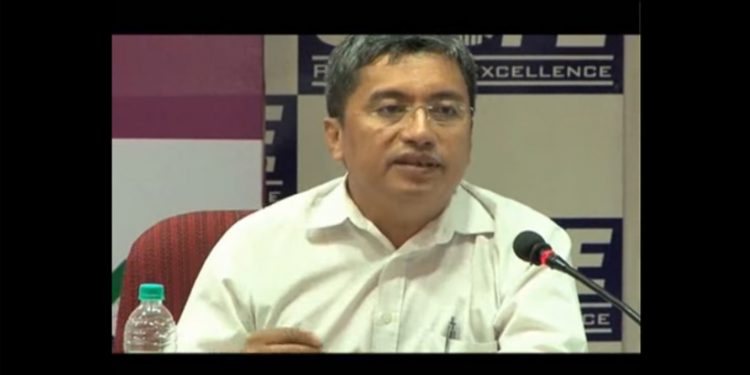 File image of Suhas Chakma