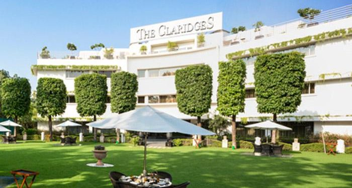 The Clariges hotel