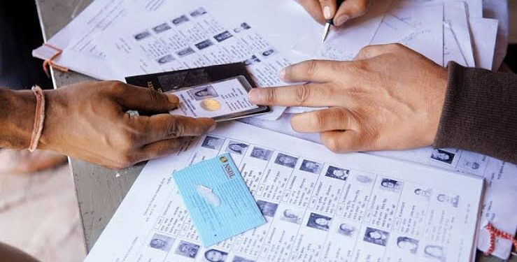 Northeast: Online voter ID verification extended to November 18 1