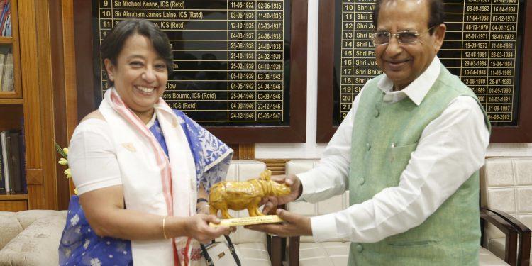 India's High Commissioner to Bangladesh Riva Ganguly Das