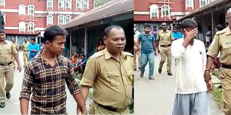Gang rape in Agartala