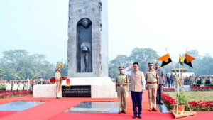 Rijiju joins nation in paying tribute to martyrs on Police Commendation Day 3