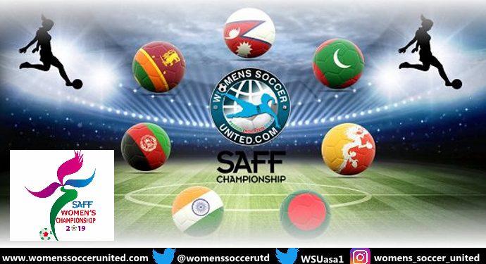 Bangladesh women defeat Bhutan in SAFF football tournament 1