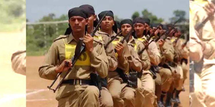 Tripura State Rifles