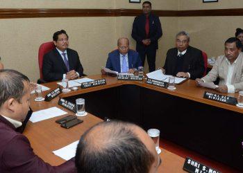 Meghalaya Cabinet