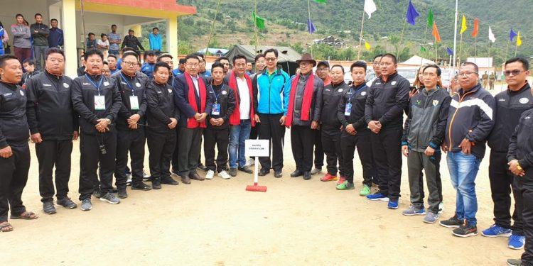 Greater Kameng Badminton Championship