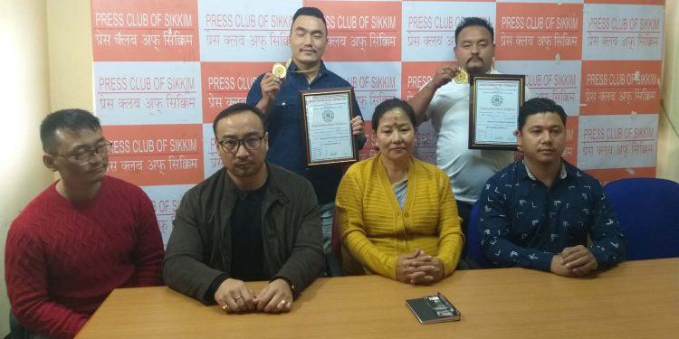 Powerlifters in Sikkim