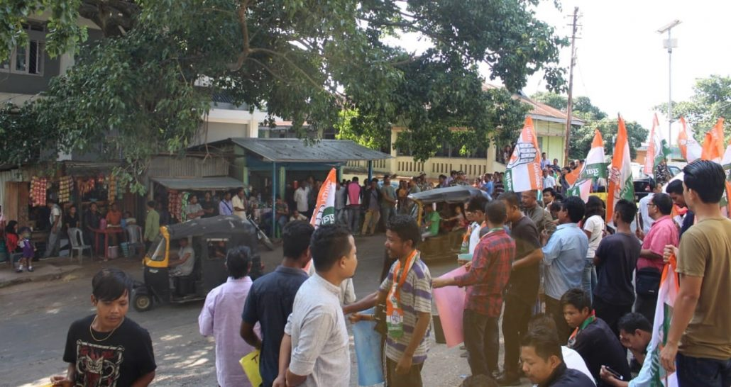 Release GHADC employees' salaries: Meghalaya Youth Congress 3