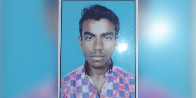 Mangal Das- who allegedly died in police custody. Image: Northeast Now