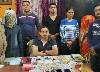 drugs seized in Cachar