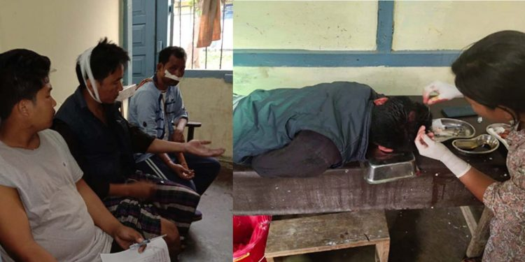 Arunachal: Over 14 hurt in Khamti-AdiSu clash at Namsai  1
