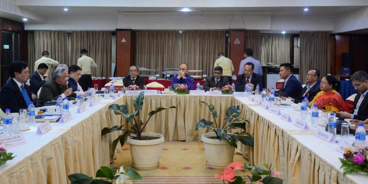 Business session on Manipur