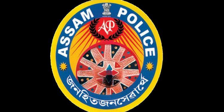 Assam Police logo