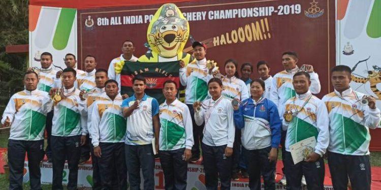 Assam Rifles team