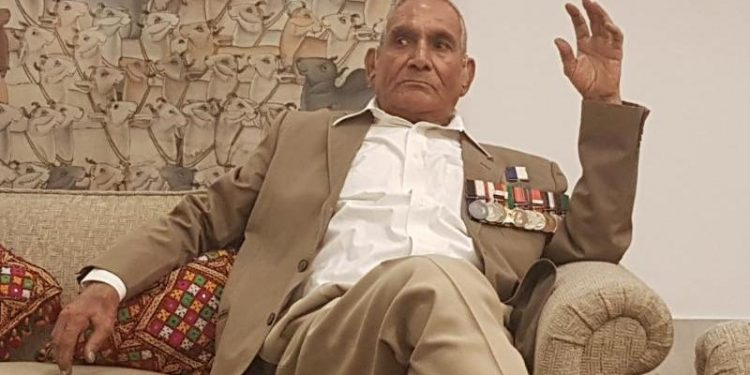 BS Tyagi exhibited exemplary courage while taking on the Pakistan army during the 1971 Indo-Pak War.