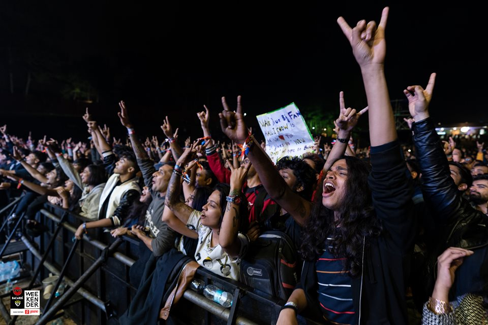 Bacardi NH7 Weekender ends on high note in Meghalaya 1