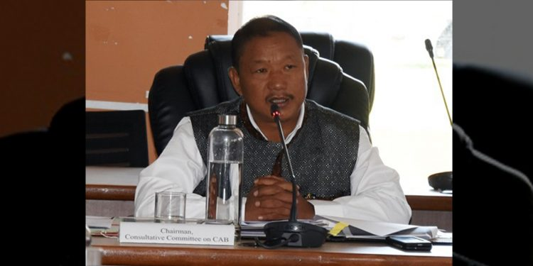 Arunachal home minister meets groups over Citizenship Bill