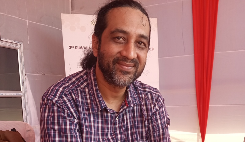 INTERVIEW| 'Aamis' is not based on facts and is purely fiction: Bhaskar Hazarika 1