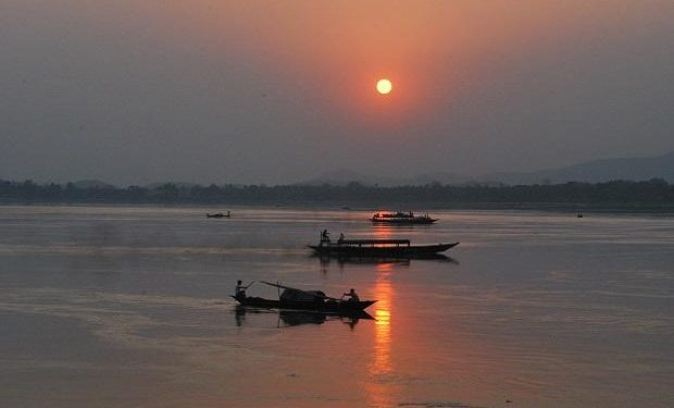 'The Brahmaputra: Our Birthline' and another poem by Reema Das 1